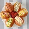 砂糖たっぷりの菓子パンよりも、お惣菜パンを選んでね♡