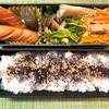 作り置きおかずお弁当-2月12日(火)-連休中の食事