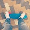 【ペニースケートボードの選び方】22・27インチどっちがいいの?違いは?