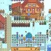 Stardew Valley 記録 2年目冬16~22日目 『冬の静かな日々』