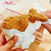 【当選】微妙?絶妙?KFCの新発売『辛口ハニーチキン』もらった。