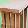 神棚設置台として家庭での利用も増えてきた 八足台・八脚案