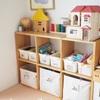 【おもちゃ収納】一軍おもちゃの置き場所・収納方法を見直したい。