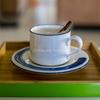 カップに滴るメイプルシロップが美味しさの秘訣