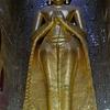 ミャンマーで ⑤ アーナンダ寺院の11世紀の仏像