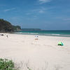 多々戸浜海水浴場 入田浜海水浴場 (南伊豆の海水浴4)