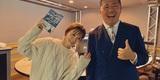 今夜24:00!田中里奈さんのラジオに出演!