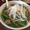 アメリカで食べるベトナム料理 フォー…  冷えた身体も温まりとてもホッとしました。Pho King Vietnamese & Japanese Cuisine.
