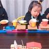 【遊び方紹介】SNSで話題!プラレール回転寿司