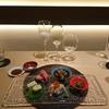 割烹フルコースとグラス日本酒のペアリングに店主の笑顔も最高!/椿@十条