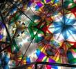 巨大万華鏡の煌めく幻想的世界へ旅立とう~三河工芸ガラス美術館 <愛知県・西尾市>