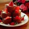 長男4歳の誕生日☆手作りロールケーキタワーでお祝い♪アメリカで初めてのバレンタインパーティー♪