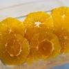 ベターホームで習ったオレンジのマリネだけ復習してみた
