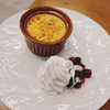 *Grand Breton Cafe* 【GoToEAT】 自家製ブリュレ 430円(税抜) 【東京都千代田区・秋葉原】