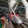 広深港高速鉄道 西九龍から広州南、そして珠海へ