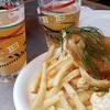 台風一過でも成田空港は大変ねと銀座のクラフトビール