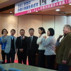 24日、市民連合主催の国会報告会に金子衆院議員と岩渕友参院議員が出席。