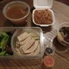 1歳子連れのバリ&SIN旅行 マリーナスクエアでチキンライス・十種の薬膳スープ・豆花をテイクアウトしてホテルでいただきました!