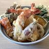 [レストラン]ボリューム天丼がお得すぎる「天義(てんよし)」@学芸大学