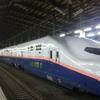 久し振りに「新幹線」に乗りました。