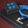 真空管アンプ製作 ~             電源ケーブルを変える。
