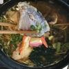 高知の桂浜にカツオのタタキ入りラーメンがあるらしい。