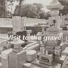 母の日と御墓参り