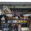 ガレージ整理