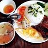 *ベトナム人の友達から学ぶサイゴンの郷土料理Cơm Tấmコムタム*
