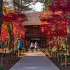 秋色 平林寺