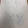【漫画制作147日目】下書き進捗その6