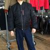 ウィリアム・ギブソンコレクションの代名詞 BLACK MA-1 を羽織る楽しみ