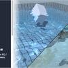 Realistic Water 水面の動きに合わせて波が立つ!オブジェクトへの浮力も与えられるリアルな水のシェーダー