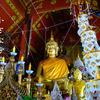 チェンマイの小さな寺院、Wat Srikoedに寄ってみた
