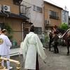 偶然の出会い!「瀧尾神社の神幸祭」