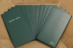 測量野帳を10冊まとめ買い! ずっと使い続けたい、優秀なノートだ!