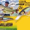 """【イマカツ】琵琶湖で爆釣中!普通に巻いても釣れるマグナム""""シャッティング""""「ブルバイソン400」通販予約受付開始!"""