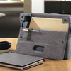 【新商品情報】座った場所が即デスク、社内持ち運び用バッグ「mo-baco(モ・バコ)」が道具箱的で便利