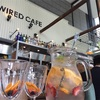 WIRED CAFEで幸せカフェワーク。