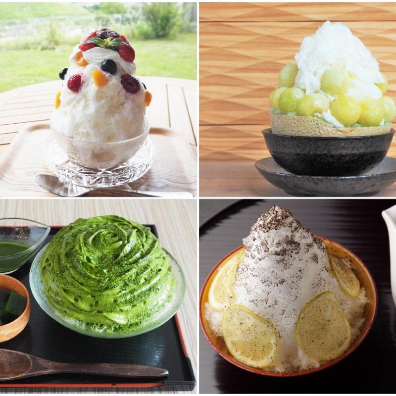 """2019年夏の京都で並んでも食べておきたい""""かき氷""""【9選】"""