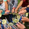 皆さんに感謝 楽しい北海道マラソン