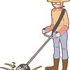 草刈りが楽しくなる軽くて取り回しの楽な2WAYグラストリマー!