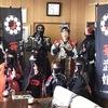 忍者の日2018/02/22!忍び衆 華武姫のTV、新聞メディア展開の術!