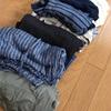 服の断捨離と8月前半のトップスの制服化