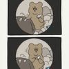 悲熊「野生」