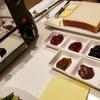 セントラル・ザ・ベーカリーのイートインでトーストの食べ比べ朝食。