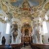 2015年4月ドイツ&フランス旅行 旅行記 3日目後半 ~ ヴィース教会は見るべし! とても素敵な教会でした。 ~