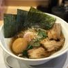 [ま]つけ麺蕾(つぼみ)本家の「特製追い鰹中華そば」を喰らう @kun_maa