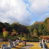 霊園風景 その93    「‥美しい11月」