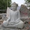 石像工房を訪ねました。
